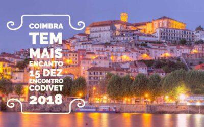 4ª Encontro Codivet | Coimbra tem mais encanto
